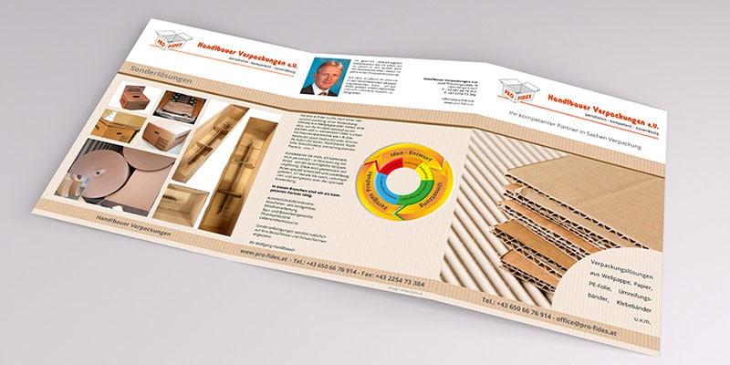 Broschüre Handlbauer