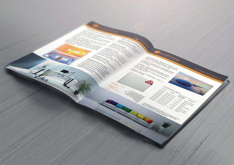 Insidehome Broschüre