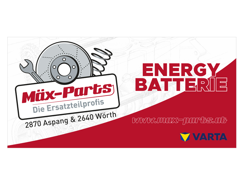 Batterie kleber mäxparts 2